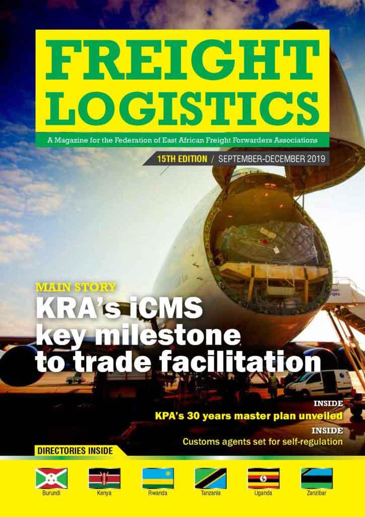 Freight Logistics Magazine Issue 15