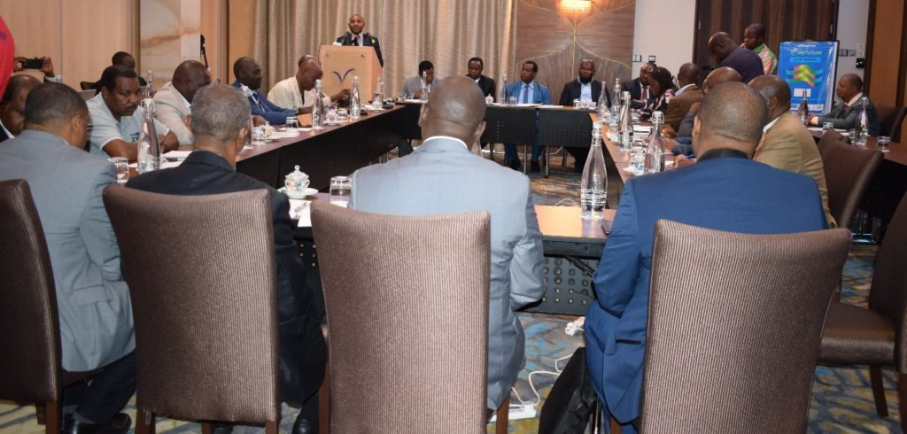 High Level Policy Meeting on EACFFPC Training