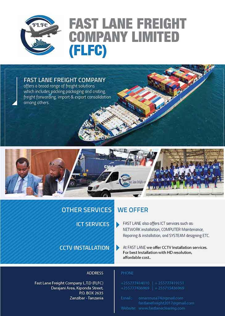 Fast Lane Freight Company Limited